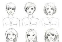 ALL ABOUT HAIR / Ideas of hair do