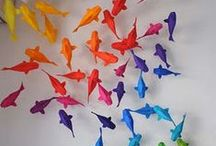 Paper / Origamis and other papercrafts
