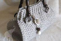 Handbags: Knit & Crochet