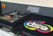 DTG (Direct To Garment) / Direct to Garment Printing (DTG) is a digital technology that allows us to print vibrant, full colour high images directly onto Tees, Hoodies etc. www.espdtg.co.nz
