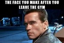 Funny Gym References