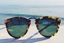 Beach Accessories / A perfect selection of sunglasses, bags, sandals, towels & jewelry | www.mybikinimusthaves.com