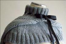 Ponchos, Capes & Wraps / Knit and Crochet Ponchos, Capes, Capelets, and Wraps!