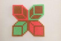 Perler or Hama beads / Awesome