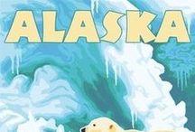Projet ALASKA / My dream State !