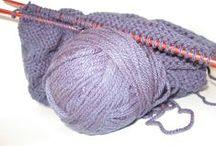 OČKOVÁNÍ / pletení a háčkování