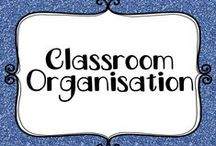 Education - Classroom Organisation / Classroom organisation ideas to help you keep the clutter down.