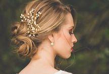 Casamento // Penteados e Make da Noiva