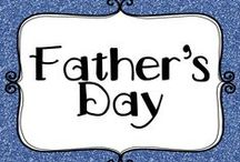 Father's Day in the classroom / Father's Day art and craft ideas for every classroom.