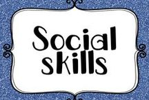 Education - Social Skills / Social skills education - ideas and inspiration for any classroom.