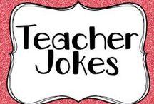 Teacher jokes / These teacher jokes will hopefully put a smile on your dial.