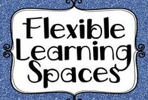 Education - Flexible Learning Spaces / Flexible learning spaces - ideas and inspiration to make it work for your classroom.