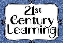 Education - 21st century learning / Ideas and inspiration for teaching students in the 21st century.