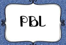 Education - PBL / Ideas and inspiration to get your students involved in project based learning.