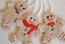 Quick Christmas Crochet / Ideas for Quick Crochet Christmas Gifts