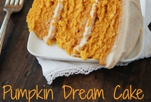 Things I want to make....Yum. / by Melissa Jenkins