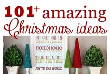 Christmas & Winter / Christmas & Winter: decor, DIY, crafts, activities, fun, treats, recipes, desserts, parties, gifts, games, ideas, tips, party favors & snow activities