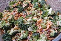 Low-Calorie Side Dishes / Low-calorie side dish recipes, skinny side dish recipes, low-fat side dish recipes, fat-free side dish recipes, low-calorie veggies, fat-free veggies, low-fat veggies, low-calorie sides, diet, dieting, weight loss...