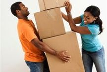 moving & packing / Moving can be rough, but here are some tips that will make it easier!