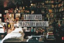 For the Love of Books / Books are beautiful, and the center of a good life.