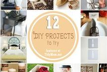 DIY Projects / DIY Projects, Clothing & Crafts, Do-It-Yourself Projects