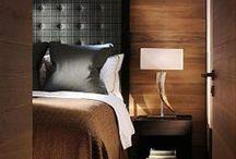 Bedrooms / Bedrooms we love #chalet #bedroom #mountain #home