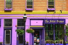 Downtown Store Fronts / by Downtown Cranford