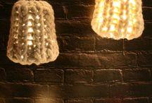 APPLIQUE LAMPS / #APPLIQUE #LAMPS