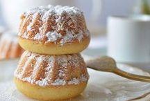 Zoete verleidingen / Lekkere taarten, koekjes, desserts, enzovoort