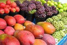Frutos e Legumes / by Clarisse Peres