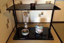 茶道 /Japanese Tea ceremony / 茶道具