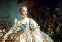 ARTS: 18th century ladies