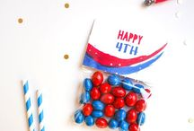 Fourth of July / Party ideas for the Fourth of July