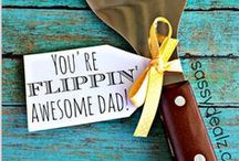 Father's Day Ideas / Gifts, DIY, Printables, & tons of ideas to make it a great Father's Day