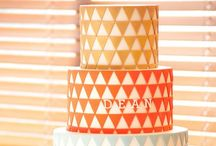 Geometric Party / Inspiration for Modern Geometric parties, weddings & other events