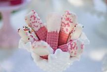 Valentines Day / Love is in the air..... V-day decor, event inspiration, food & sweet treat ideas
