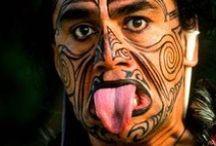 Maori / by Patti Garrett