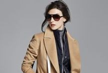 Camel is the New Black / Our new color crush for fall? Camel.