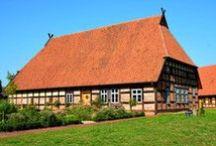 Gemeinde Dörverden / Reizvoll eingebettet zwischen Weser und Aller bietet Dörverden ein einzigartiges Landschaftsbild und eine Fülle von interessanten Eindrücken.