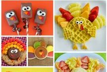 Thanksgiving / Thanksgiving foods, crafts and celebration how-to's