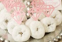 Bridal Shower / Bridal shower decor and inspiration by Sendomatic Online Invitations!