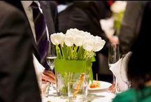 """St. Gallen Symposium 2012 / Seit seiner Gründung im Jahr 1969 ist das St. Gallen Symposium stetig gewachsen. Heute ist es eine weltweit einzigartige, generationsübergreifende Zusammenkunft mit Fokus auf Management, Politik und Zivilgesellschaft. In diesem Zusammenhang finden regelmässig Veranstaltungen im Einstein St.Gallen statt. So 2012 die Deloitte Dinner Night zum Thema """"Olympische Spiele""""."""