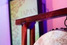 """St. Gallen Symposium 2014 / Seit seiner Gründung im Jahr 1969 ist das St. Gallen Symposium stetig gewachsen. Heute ist es eine weltweit einzigartige, generationsübergreifende Zusammenkunft mit Fokus auf Management, Politik und Zivilgesellschaft. In diesem Zusammenhang finden regelmässig Veranstaltungen im Einstein St.Gallen statt. So 2014 die Dinner Night, welche von der japanischen Botschaft im Rahmen """"150 Jahre diplomatische Beziehungen zwischen Japan und der Schweiz"""" im Einstein Saal abgehalten wurde."""