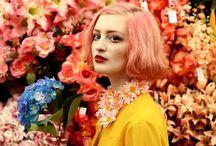 • floral & folk •