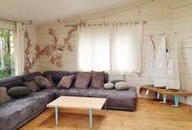 SCANDINAVE HOME / Matières naturelles, lignes épurées, prédominance de blanc et de couleurs pastels pour des intérieurs chaleureux et lumineux
