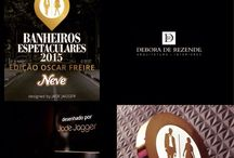 Banheiros Espetaculares Neve / BANHEIROS ESPETACULARES NEVE | Oscar Freire