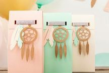 Tribal Parties / Tribal party decor and inspiration by Sendomatic Online Invitations!