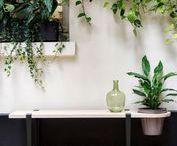 BOTANIC INTERIOR / #design #interiordesign #outdoor #outdoordesign #tablelegs #tabledesign #decoration #homeinspiration ##outdoordetails #mobilierdesign