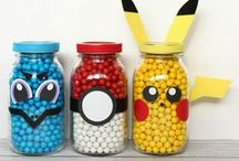 Pokemon Party / We're obsessed with Pokemon Go... here is some inspiration to throw your next Pokemon-themed party!
