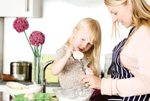 Family Dinner Recipes / Mostly healthy recipes that provide enough servings to feed a family on a budget.